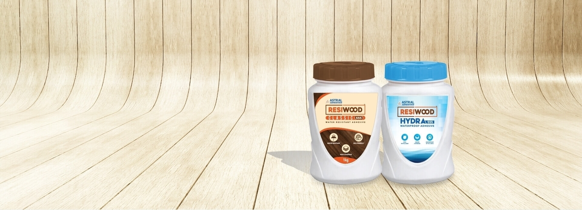 THE BEST ADHESIVE FOR WOOD RESIWOOD